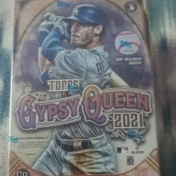 TOPPS Baseball 2021 Gypsy Queen Blaster Box Sealed